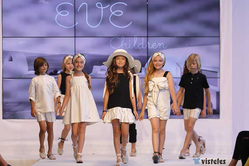Eve Children moda infantil SS19