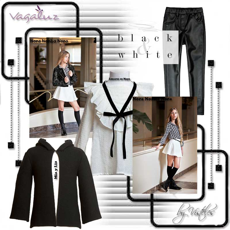 Tendencia black & white